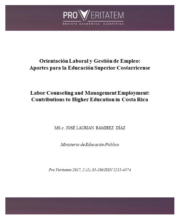 Orientación Laboral y Gestión de Empleo